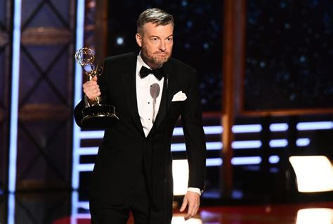 black mirror emmy charlie brooker tells emmy audience love will win as