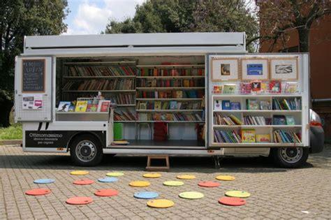 libreria scuola e cultura roma roma ecco il librobus per i ragazzi galleria
