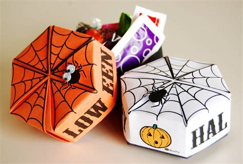 Origami Treat Box - origami boxes munchkins and