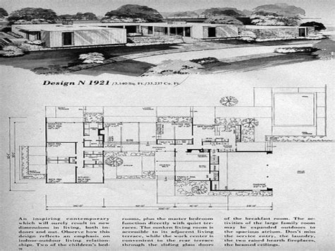 mid century modern homes floor plans prairie modern homes mid century modern house floor plan