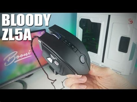 Mouse Bloody Zl5a how to activate bloody mouse ultra 3 4 read desc doovi