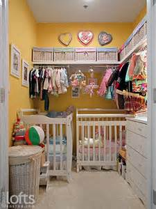 small cribs with storage put baby in the closet 5 lovely converted closet nurseries