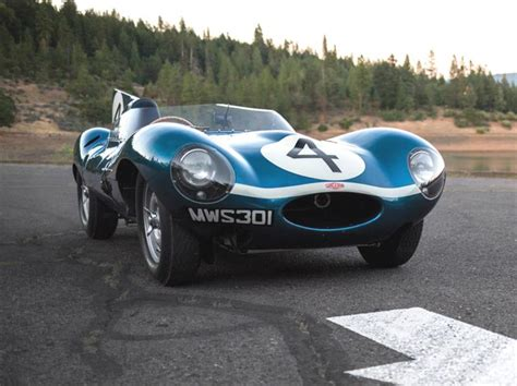 imagenes de vehiculos jaguar jaguar d type 1955 el auto brit 225 nico m 225 s caro del mundo
