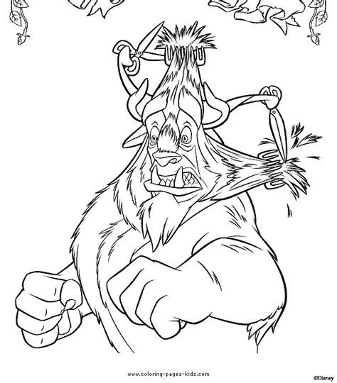 coloring pages disney and the beast and the beast color page disney coloring pages