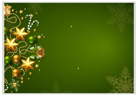 christmas template for powerpoint casseh info
