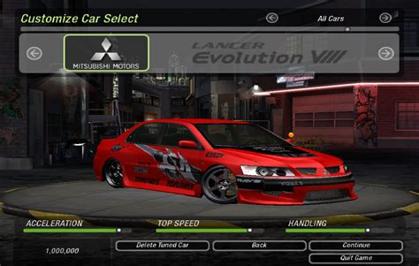 mod game need for speed underground 2 need for speed underground 2 mods cars installer backflexk