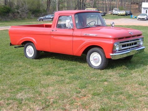 Truck Bed Bench 1961 Ford Uni Body Truck Final Lr