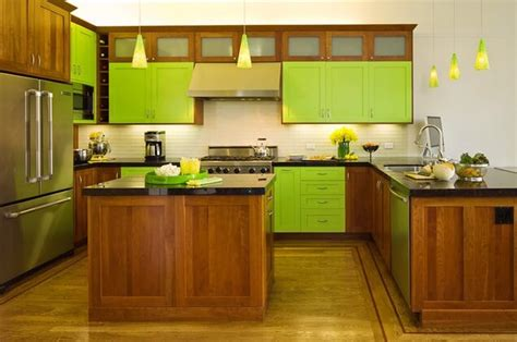 Green Kitchen Islands 13 Beautiful Kitchen Island Ideas Interior Design Design News And Architecture Trends