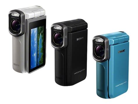 More Sony Handycams Beyond Ces 2007 by Sony Handycam Sonyrumors