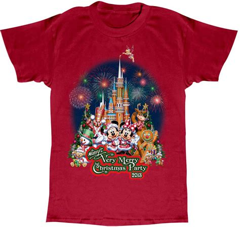 mickey s very merry christmas party merchandise at magic