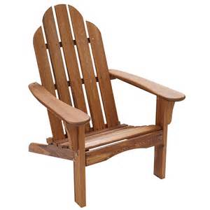 brown wood adirondack chair tiab inc