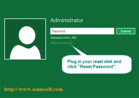 how to reset password windows 8 301 moved permanently