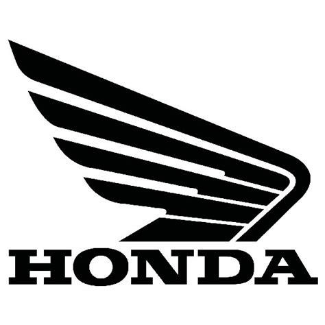 Motorrad Aufkleber Plottern aufkleber fl 252 gel honda rechts motorrad