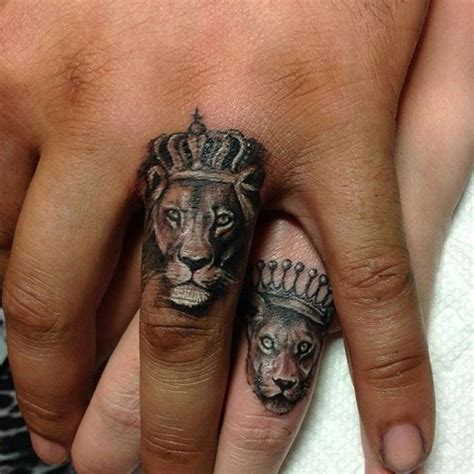queen lion tattoo best 25 ideas on king