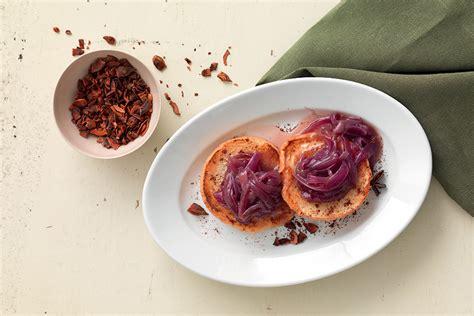la cucina di anicestellato calzone ricetta cipolle brasate all anice stellato la cucina