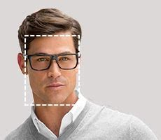 eyeglass frames for men with square faces square faces online glasses guide the best frames for