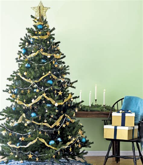 simply decorated christmas trees original tree decorating ideas
