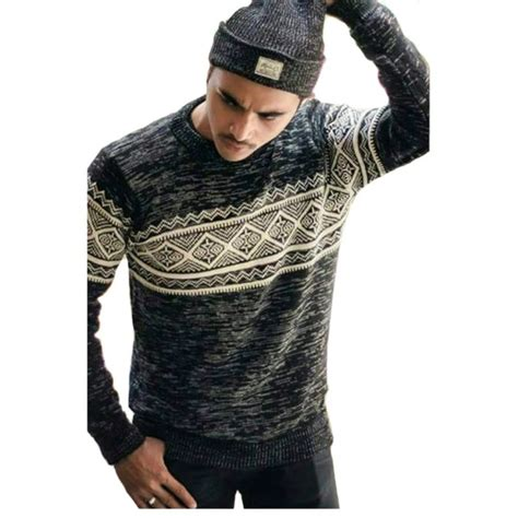 sweater pria rajut farie tribal shopee indonesia