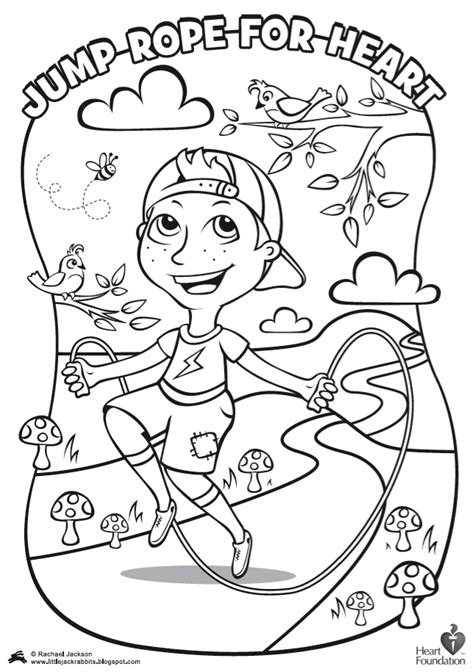 jump rope coloring pages disney coloring pages