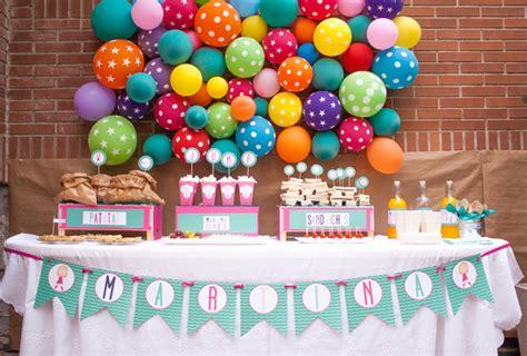 decorar paredes fiesta infantil ideas de como decorar una fiesta infantil en casa como