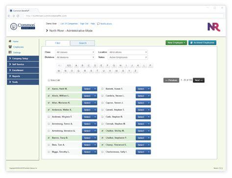 Advantage Background Check Status Benefits Administration Common Census