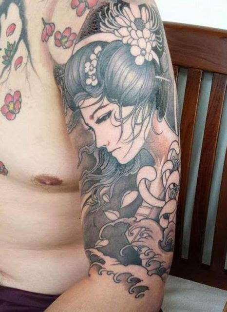 tattoo oriental feminina tatuagem oriental significado 40 ideias incr 237 veis de