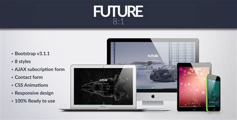 25 awesome html responsive coming soon templates
