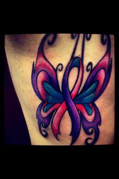 tattoo ink thyroid hypothyroid awareness ribbon tattoo google search ink
