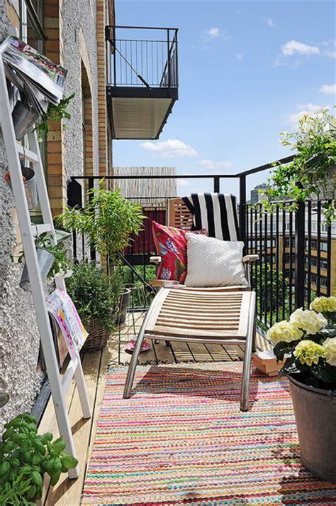 lade da terrazzo 10 balcones urbanos con mucho estilo decoraci 243 n de