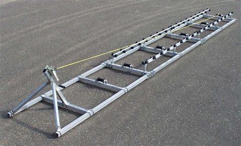 building wooden boat ramp grab