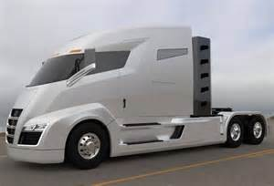 new car truck nikola one electric truck with turbine is the tesla of