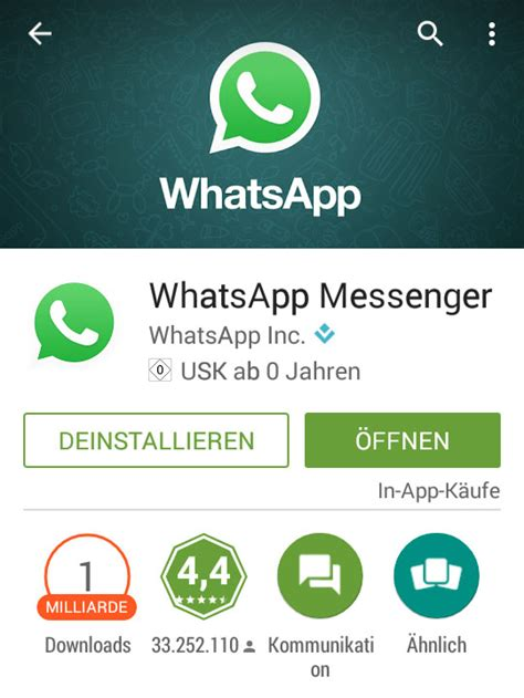 Play Store Whatsapp Whatsapp Automatisch Neueste Beta Version Installieren