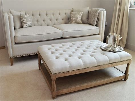 upholstered ottoman coffee table upholstered ottoman coffee table idea