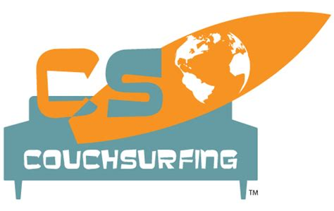 couch surfing logo 7 awesome money saving accommodation tips for backpackers