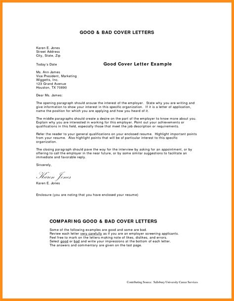 Excellent Cover Letter Exles by Excellent Cover Letter Exle Memo Exle