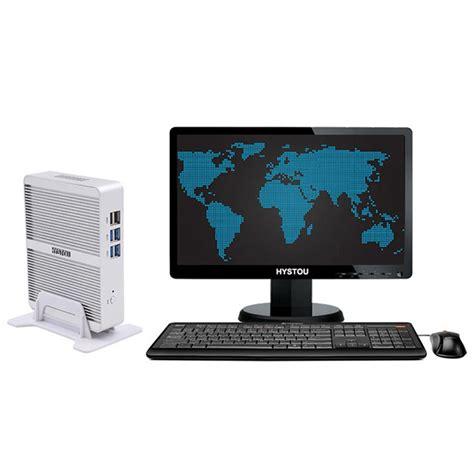 Ram Komputer 32gb Hystou Fmp06 N3150 A Intel Celeron N3150 4gb 32gb Mini Pc