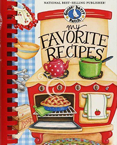 Recipe Cookbooks my favorite recipes cookbook everyday cookbook collection