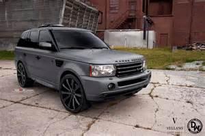 range rover sport l vellano wheels vti concave