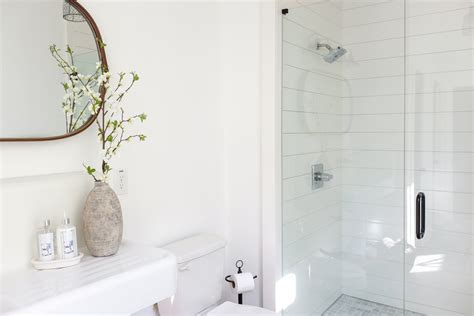 shiplap designs before after the shiplap shower bathroom flippinwendy