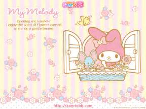 sanrio melody wallpaper wallpapersafari