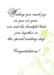 Wedding Congratulations To Parents Of The Groom by 3953 Parents Of The Groom Congratulations Green And