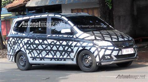 Wuling Indonesia Spyshot Mobil Di Indonesia Wuling Hong Guang