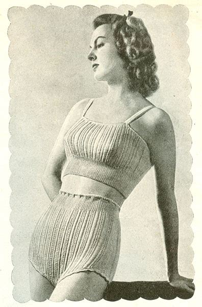 vintage underwear pattern ladies knitted underwear patterns available from the