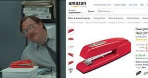 Red swingline stapler