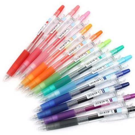 Sale Pulpen Gel Brown Cony 0 5mm pilot juice gel ink pen 0 5mm craft carrot