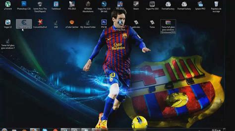 themes para pc windows 7 como descargar e instalar tema transparente para windows 7