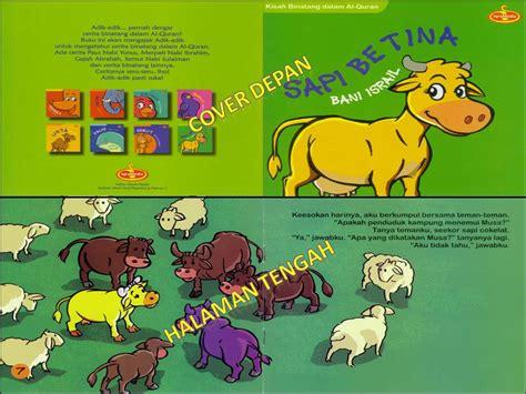Buku Seri Ayah Bunda seri kisah binatang dalam al qur an ninabookntoy s