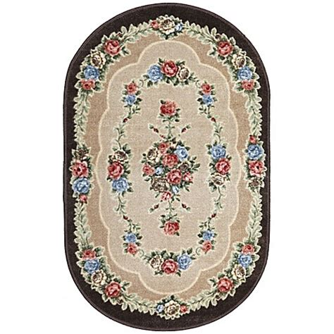 10 foot oval rug buy brumlow mills heartwood 8 foot x 10 foot oval area rug