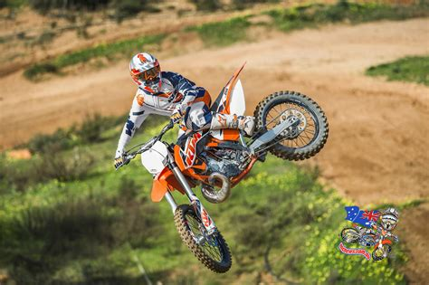 2015 ktm motocross ktm reveals 2015 motocross model range