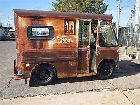 jeep van truck willys jeep postal delivery van right hand drive from the